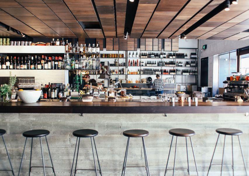bar fitout in St.Kilda