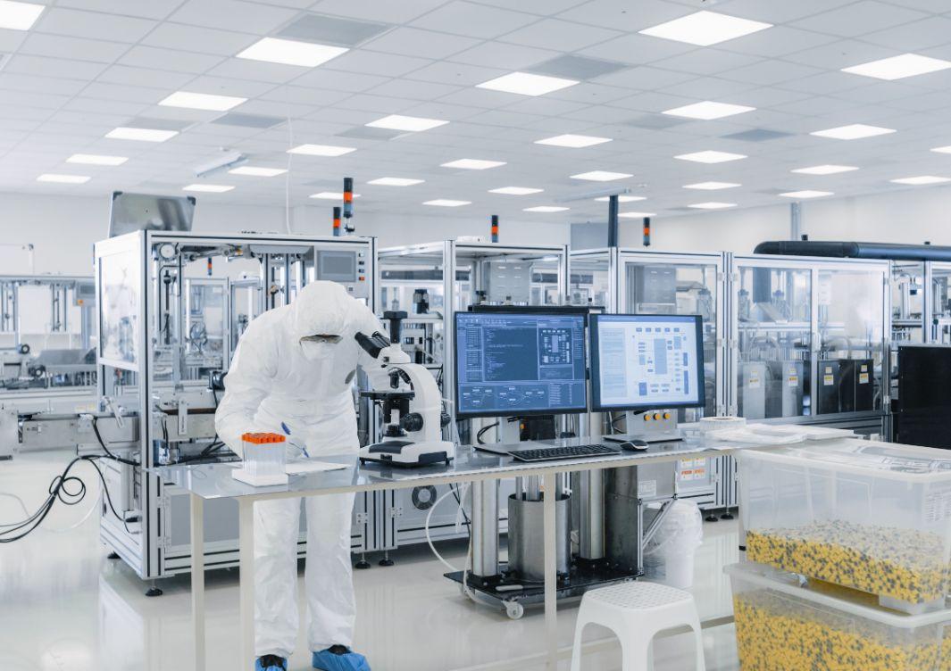 laboratory in Richmond